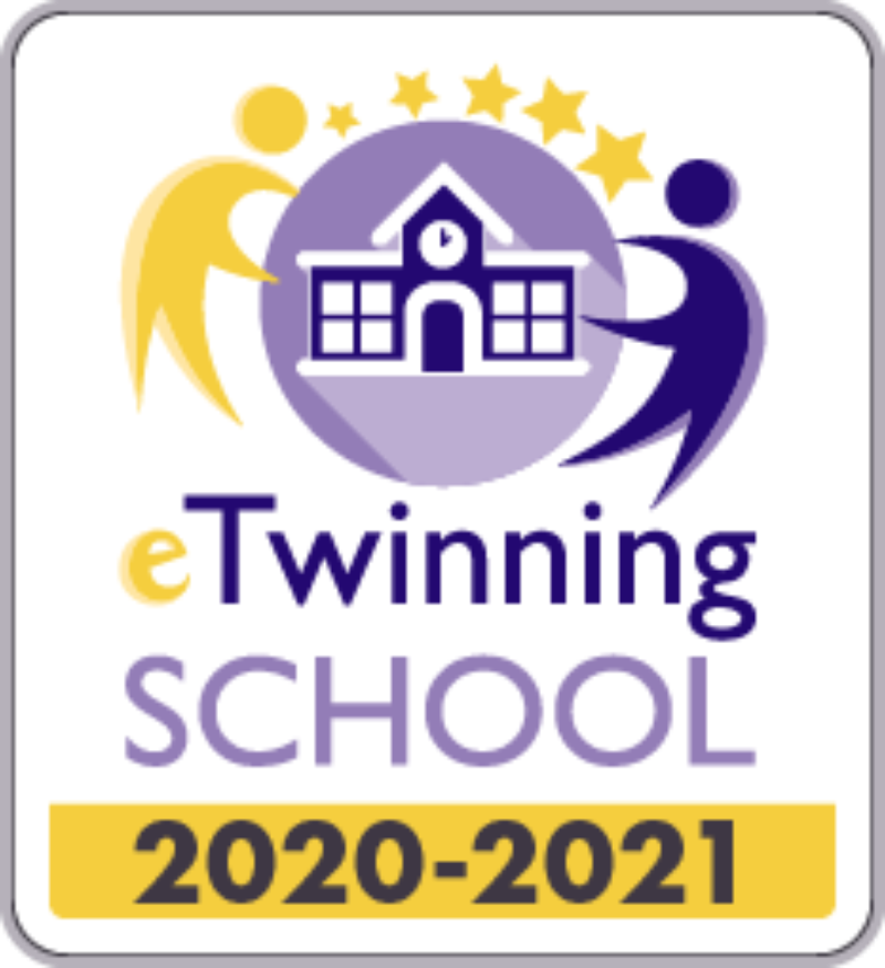 ETWINNING  SCHOOL LABEL 2020 - 2021